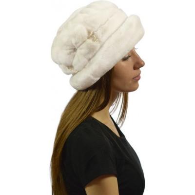 Меховая шляпа из кролика БК-011