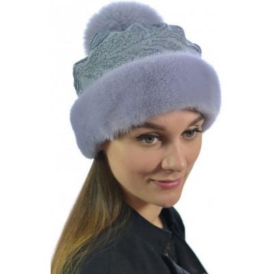 Меховая норковая шапка НН 12