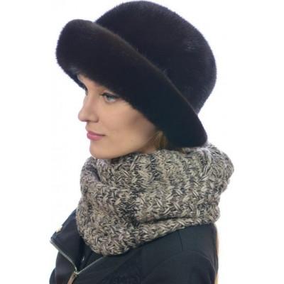 Шляпа норковая женская НН-084
