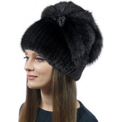 Меховая норковая шапка НН-48