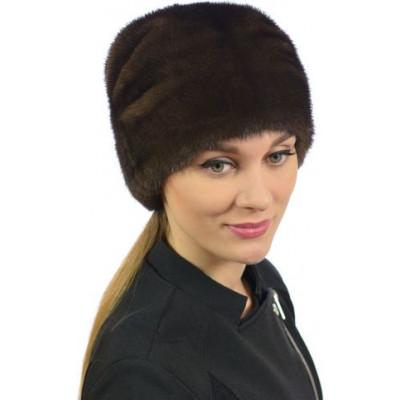 Меховая норковая шапка НН 013