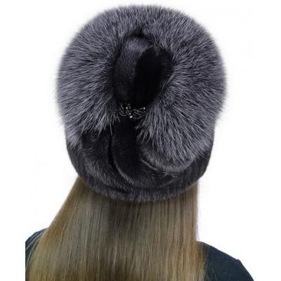 Меховая норковая шапка НН-44