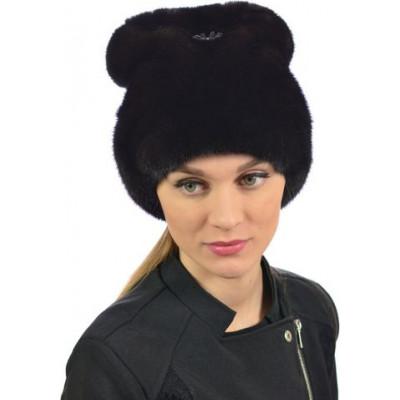 Меховая норковая шапка НН 009