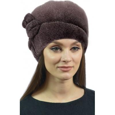 Меховая норковая шапка НН-28
