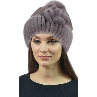 Меховая норковая шапка НН-30