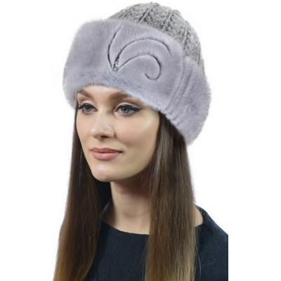 Меховая норковая шапка НН-036