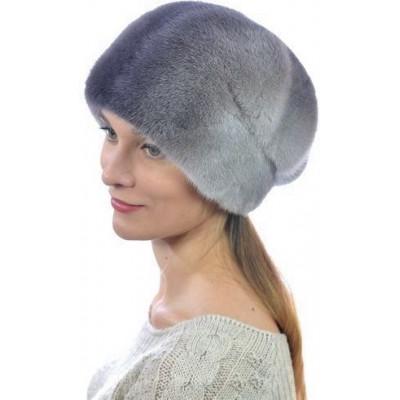 Меховая норковая шапка НН-089
