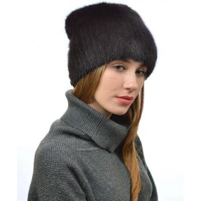 Женская меховая шапка КА 034