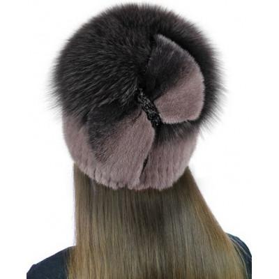 Меховая норковая шапка НН-57