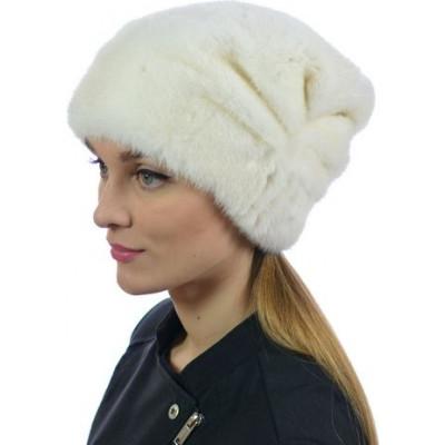 Меховая норковая шапка НН 008