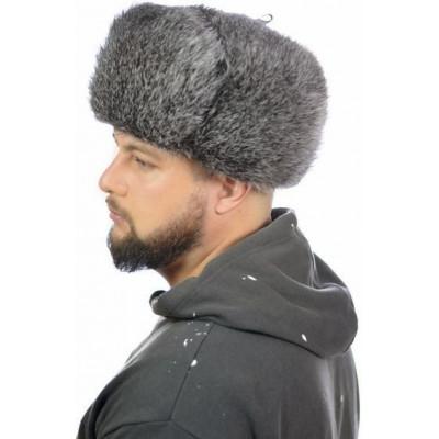 Мужская шапка из нутрии МН-40