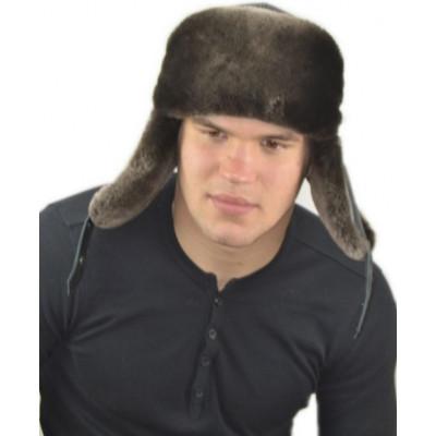 Мужская шапка ушанка ВК 069а