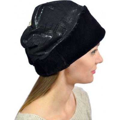 Женская шапка СБ-002
