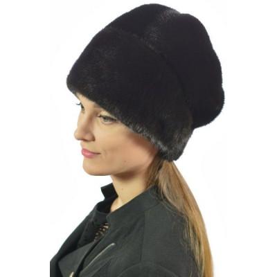 Норковая шапка НН-003а