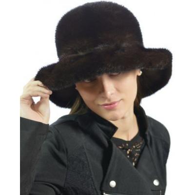 Меховая норковая шляпа НН 14