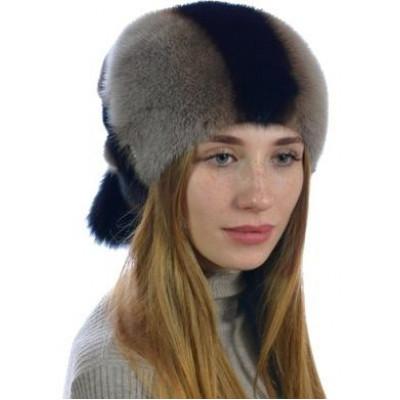 Модная норковая шапка НН-067