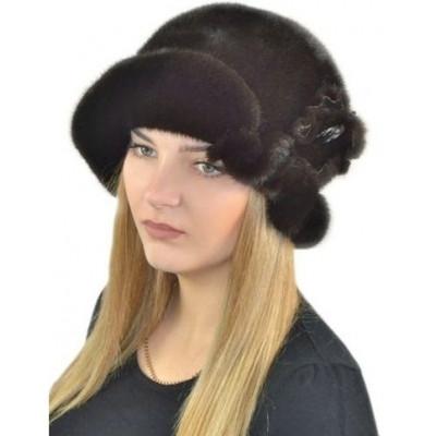 Меховая шляпа НН 052