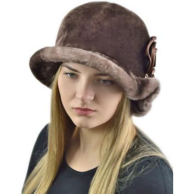 Меховая шляпа БМ-037
