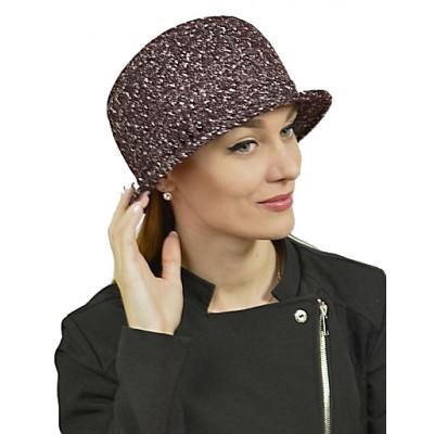 Шляпка из текстиля ЖШ-024