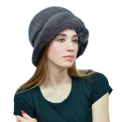 Норковая шляпа НН 030