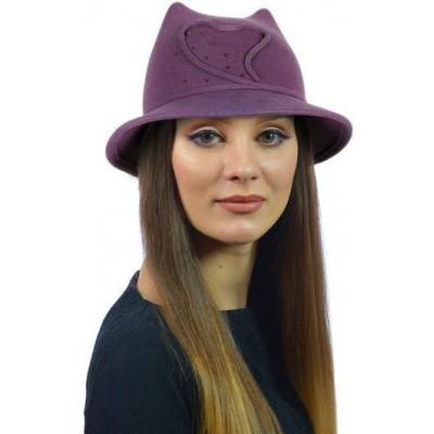 Фетровая шляпа ФТ-075