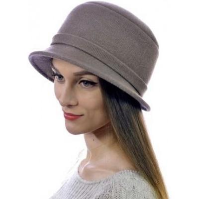 шляпка из мягкого фетра ЖШ-034