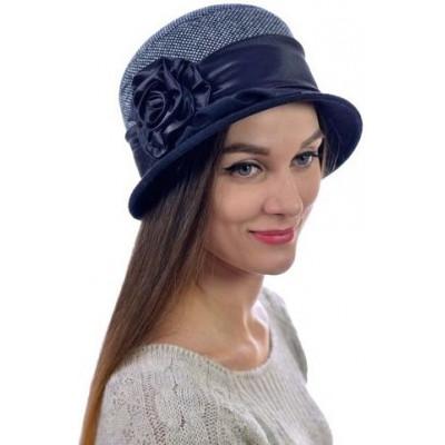 шляпка из текстиля ЖШ-037