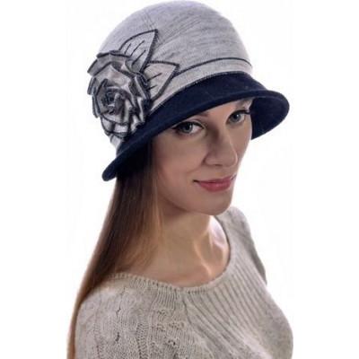 шляпка из текстиля ЖШ-036