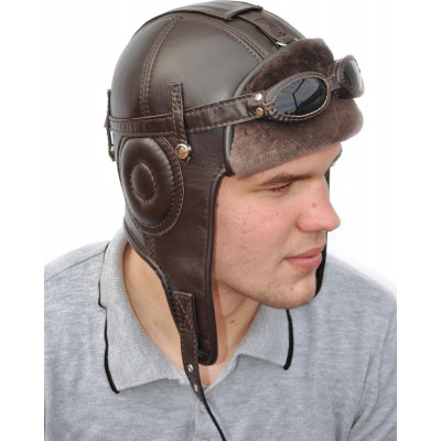 Шлем из овчины СТ 020