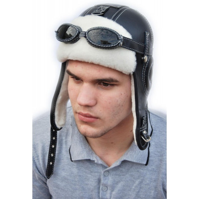 Мужская шапка шлем ВК 053а