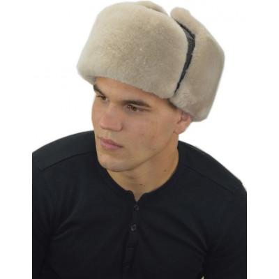 Мужская шапка ушанка ВК-038