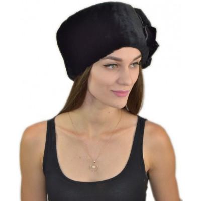 Меховая женская шапка Б-074а