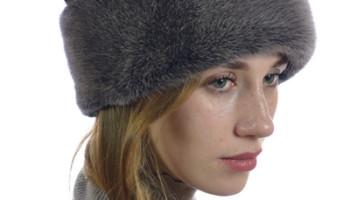 Женские шапки боярки