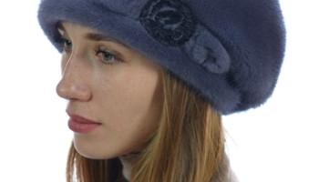 Где купить шапку вязаную мехом из норки